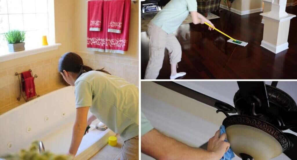 One Time Apartment Cleaning Is More Important For Your House