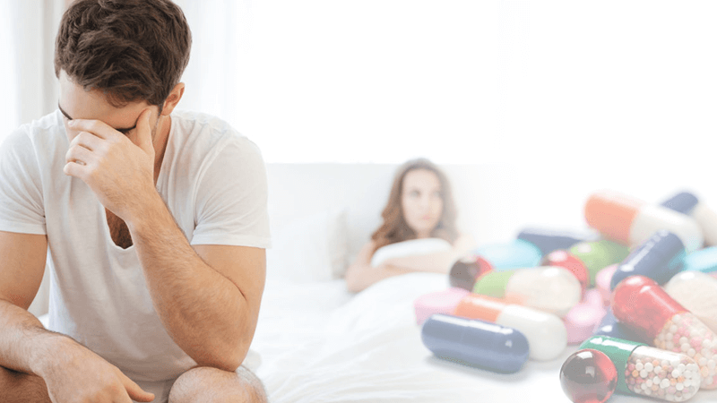 Guidance for treating anxiety of your husband
