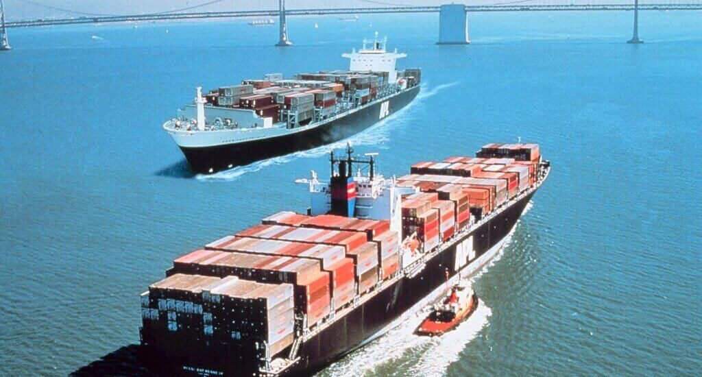 Ports and Shipping delivery: Low cost shipping and cross exchange trade solutions