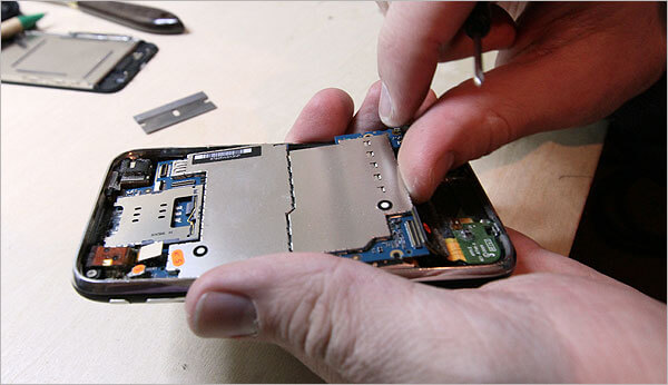 Get The Best And Reliable Service of iPhone Repair