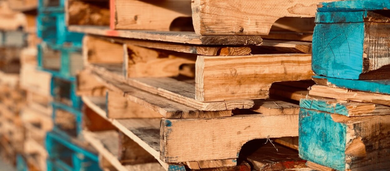 Why Wooden Pallet is a Good Choice?