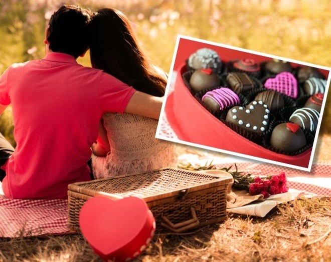 Let the Chocolate spread more Love   Celebrate this Chocolate day with your Dear one